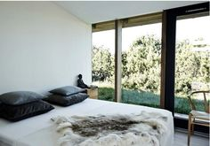 Love the minimalistic feeling, with a touch of nordic