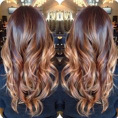 Balayage. Looks great