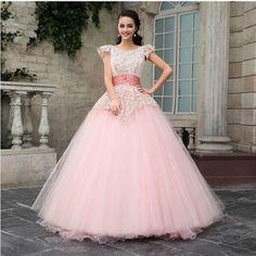 カラードレス ウェディングドレス、かわいい、贅沢なレース、セクシー、ウエディングドレス、オフショルダー、極めて豪華、可愛い姫系 hs188