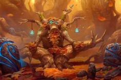 druids, Hearthstone, Hearthstone: Heroes Of Warcraft, Video Games, Fantasy Art,  World Of Warcraft Wallpaper