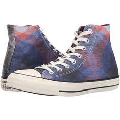 Converse Chuck Taylor All Star Missoni Hi (Multi/Auburn/Egret) Classic Shoes