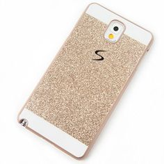 Glitter Phone Cases for Samsung Galaxy Note 3 case cover mobile phone bags & cases Brand New Arrive 2015 Screen Protector