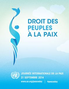 Journée International de la PAIX 2014