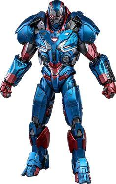Iron Patriot Sixth Scale Figure by Hot Toys Marvel Dc Comics, Marvel Heroes, Marvel Characters, Marvel Avengers, Secret Avengers, Marvel Legends, War Machine Iron Man, Iron Man Art, Iron Man Wallpaper