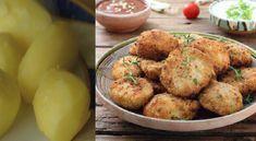 Chiftele siciliene din cartof O reteta delicioasa, ideală pentru cina sau ca aperitiv Italian Cooking, Foodies, Ethnic Recipes, Italian Cuisine