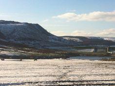 Darwen landscape