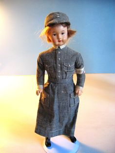 Finnish Lotta doll