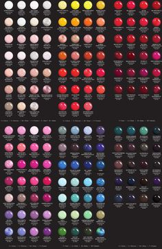 Opi gel nails GelColor von OPI Hair Accessories: When And How To Use Them Article Body: In the Opi Gel Nail Colors, Opi Nail Polish Colors, Opi Gel Polish, Opi Nails, Opi Shellac, Vernis Semi Permanent Opi, Natural Looking Nails, Nagel Gel, Opi Colors Chart