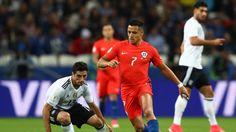ไฮไลท์ฟุตบอล เยอรมนี 1-1 ชิลี คอนเฟเดอเรชันส์คัพ (Confederations Cup)