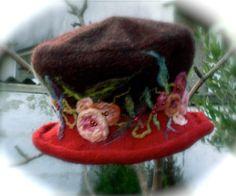 Ravelry: Vivian Hat by Lisa Cruse