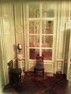 Maquette Petit Trianon Antichambre