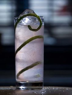 Recipes from The Nest - Pink Flamingo Cocktail