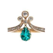 Image result for Demantoid garnet jewelry