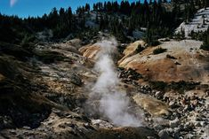 2. Lassen Volcanic National Park