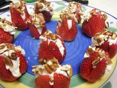 Southern Livings Stuffed Strawberries Recipe - Genius Kitchensparklesparkle