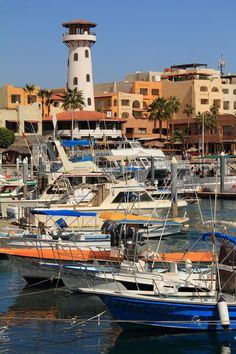 ✮ Harbor Waterfront - Cabo San Lucas, Mexico - Plaza Las Glorias is where we bought our time share . we loved Cabo! Mexico Vacation, Vacation Places, Mexico Travel, Vacation Trips, Vacation Spots, Places To Travel, Monuments, Cool Places To Visit, Places To Go
