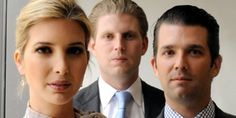 Twitter Users Hilariously Troll Donald Trump's Kids Over 'Outsider' Tweet