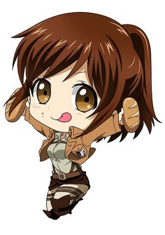 Chibi Potato Girl
