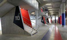 Parc Olympique Lyonnais | SEGD