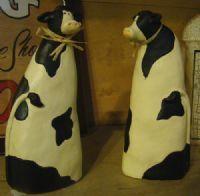 Primitive Cow Decor - countrylifegifts.com