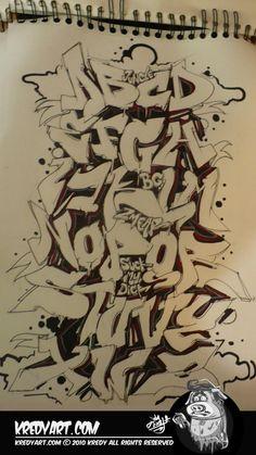 http://graffitialphabet.eu