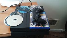 Sony PlayStation 4 (Latest Model)- Knack Bundle 500 GB Jet Black Console  $235.00End Date: Wednesday Sep-14-2016 9:03:53 PDTBuy It Now for only: $235.00Buy It Now | Add to watch list