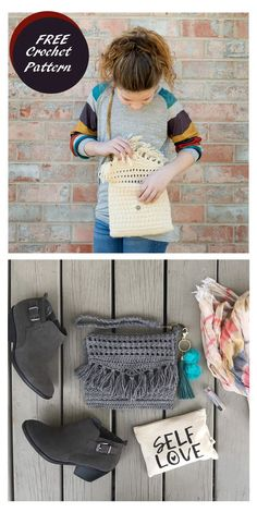 The Dayla Bag | FREE Crochet Pattern | March 2018 CAL