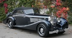 1933 Maybach DS8  - DS 8 Zeppelin Cabriolet