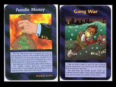 Illuminati Card Game: All Cards (A-M)