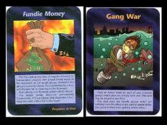 Illuminati Card Game: All Cards (A-M)