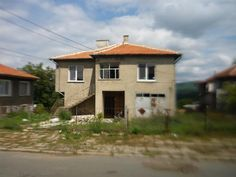 For sale a solid two-storey house in the heart of Strandzha Mountain, town of Malko Tarnovo, Burgas Region