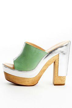 Diane von Furstenberg - Resort Shoes - 2013
