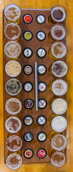 Jen from Tiny Urban Kitchen visits the Russian River Brewing Company in Santa Rosa to try Pliny the Elder, Supplication, Damnation, and many more beers.