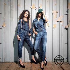 Women Archives - New Denim Overalls, Fall Winter, Denim, Pants, Collection, Women, Fashion, Trouser Pants, Moda
