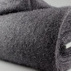 Product detail: Knitted hairy grey (1)