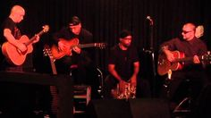 "Gang of Brothers Acoustic + Sandro ""Cajon"" Bueno"