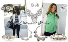 Transition into #spring with the help of www.hashtagbyrenada.com   #jewelry #outfit #chloeandisabel #silver #gold #easter