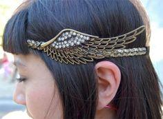Winged Headband
