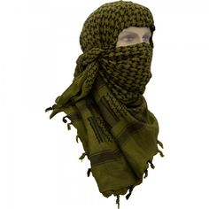 Capable Army Military Tactical Arab Shemagh Keffiyeh Cotton Shawl Scarves Camping Paintball Head Scarf Face Mesh Desert Wrap Bandanas High Quality Materials Apparel Accessories