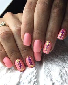 Nail Shapes - My Cool Nail Designs Edge Nails, My Nails, Types Of Nails Shapes, Different Nail Shapes, Acrylic Nail Tips, Acrylic Nail Shapes, Gel Nail, Fake Nails Shape, Flare Nails