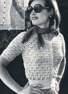 Crochetemoda: Crochet Vintage