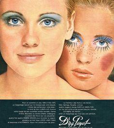 Payot Makeup Ad, 1970