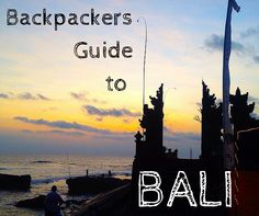 #backpacking #Bali Where to find #deals