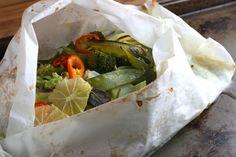Florida Coconut Thai Fish Packets » Florida Coastal Cooking