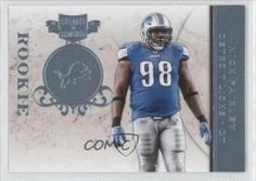 Nick Fairley #6/10 Detroit Lions (Football Card) 2011 Panini Plates and Patches Platinum #198 by Panini Plates and Patches. $30.00. 2011 Panini Plates and Patches Platinum #198 - Nick Fairley