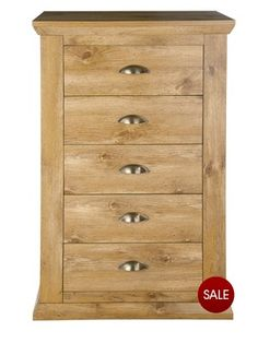 Clifton 5-drawer Chest