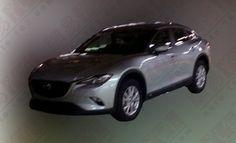 Автопапарацци рассекретили тестовый Mazda CX-4