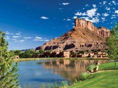 The beautiful Gateway Canyons Resort (Gateway, CO) - ResortsandLodges.com
