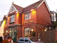 Hampden Arms South Heighton nr Newhaven - excellent!