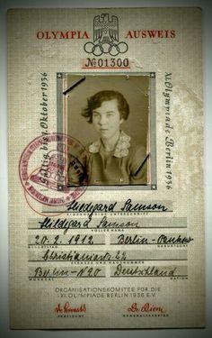 Olympiade Berlin 1936 (1)